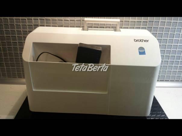 Predám nový japonský šijací stroj Brother NX 200., foto 1 Elektro, Drobná domáca elektronika   Tetaberta.sk - bazár, inzercia zadarmo