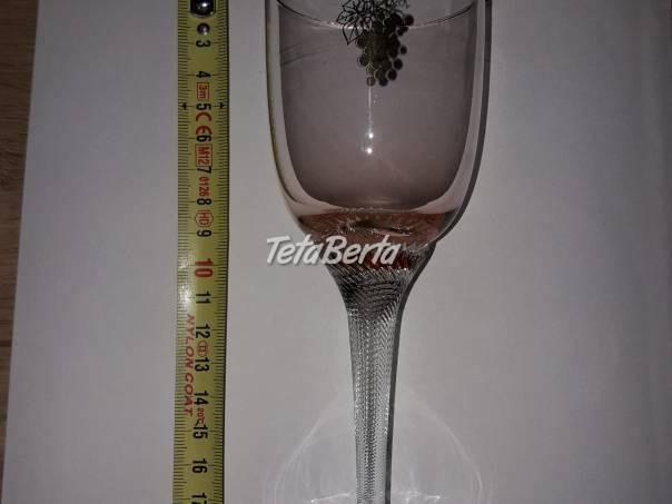 predám poháre na víno , foto 1 Dom a záhrada, Vybavenie kuchyne | Tetaberta.sk - bazár, inzercia zadarmo