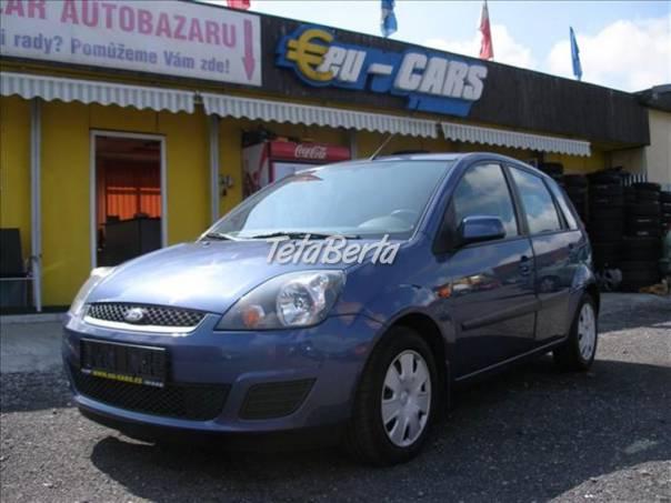 Ford Fiesta 1.25 LPG,  ,ABS,KLIMATIZACE, foto 1 Auto-moto, Automobily | Tetaberta.sk - bazár, inzercia zadarmo
