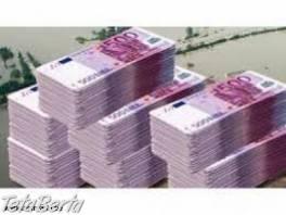 Ponuka úveru za 24 hodín. , Obchod a služby, Financie  | Tetaberta.sk - bazár, inzercia zadarmo