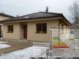 Energetický certifikát rodinného domu