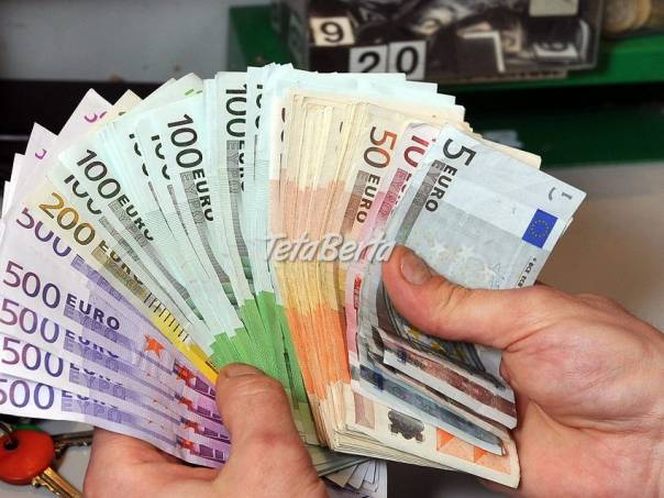 Obzvlášť čestná a vážna ponuka pôžičky., foto 1 Obchod a služby, Financie | Tetaberta.sk - bazár, inzercia zadarmo