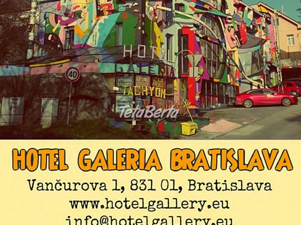 Predĺžený víkend v Bratislave len za 75€/2 osoby/pobyt, foto 1 Reality, Ostatné | Tetaberta.sk - bazár, inzercia zadarmo