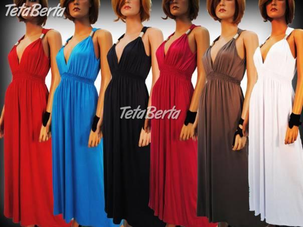 977a2696f71a krásne dlhé letné šaty antický štýl