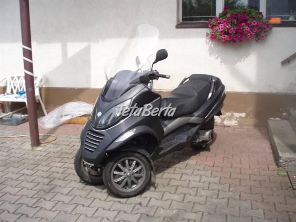 Piaggio MP3 125, foto 1 Auto-moto | Tetaberta.sk - bazár, inzercia zadarmo