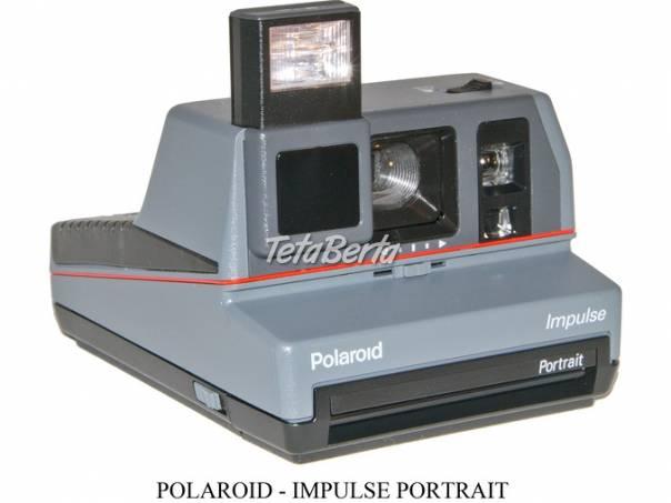 Polaroid Impulse Portrait, foto 1 Elektro, Foto | Tetaberta.sk - bazár, inzercia zadarmo