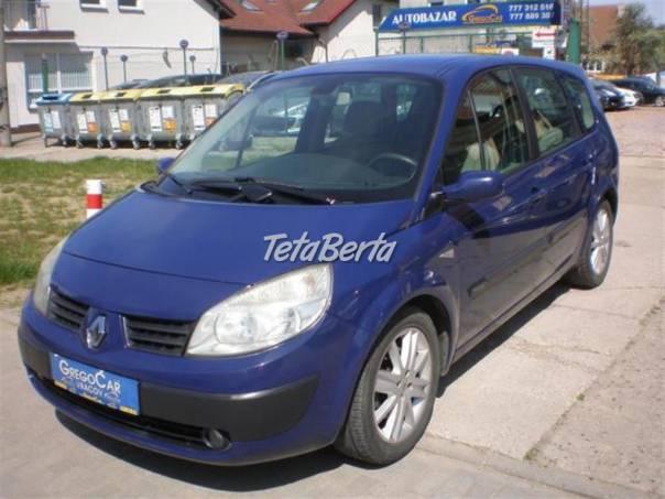 Renault Grand Scénic 1,9DCI-DIGIKLIMA**ALU**7 MÍST*, foto 1 Auto-moto, Automobily | Tetaberta.sk - bazár, inzercia zadarmo