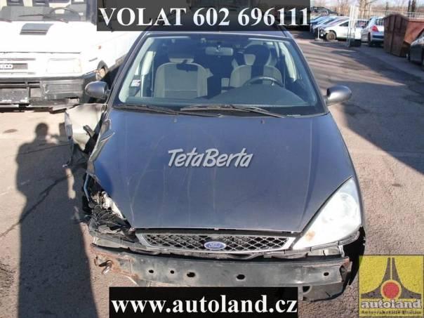 Ford Focus 1,8, foto 1 Auto-moto | Tetaberta.sk - bazár, inzercia zadarmo
