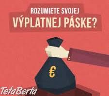 Mzdárka , Práca, HR a účtovníctvo  | Tetaberta.sk - bazár, inzercia zadarmo