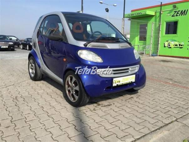 Smart Fortwo 0.6, EKO zaplacen, nová STK, foto 1 Auto-moto, Automobily | Tetaberta.sk - bazár, inzercia zadarmo