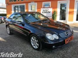 Mercedes-Benz Třída CLK 270 CDi ELEGANCE SERV.K. , Auto-moto, Automobily  | Tetaberta.sk - bazár, inzercia zadarmo