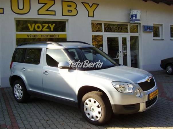 Škoda Yeti 1.2 TSi Active 4x2, foto 1 Auto-moto, Automobily | Tetaberta.sk - bazár, inzercia zadarmo