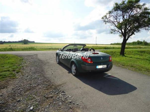 Renault Mégane 1,6 16V kabrio, foto 1 Auto-moto, Automobily | Tetaberta.sk - bazár, inzercia zadarmo