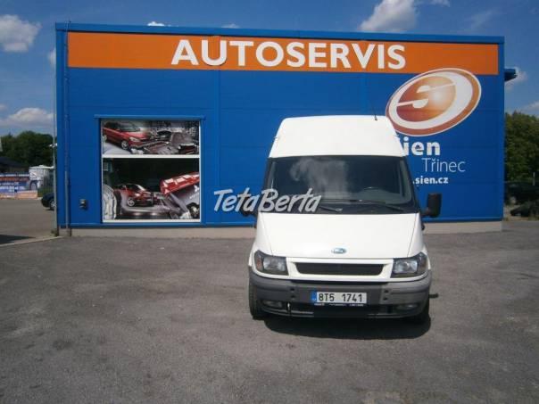 Ford Transit 2.0 D 92KW 6 míst , foto 1 Auto-moto, Automobily | Tetaberta.sk - bazár, inzercia zadarmo