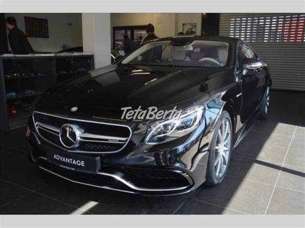 Mercedes-Benz Třída S Coupé 63 AMG 4M   5.5, foto 1 Auto-moto, Automobily | Tetaberta.sk - bazár, inzercia zadarmo