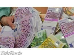 Najlepšia rýchla a spoľahlivá ponuka pôžičky do 24 hodín:  , Obchod a služby, Financie  | Tetaberta.sk - bazár, inzercia zadarmo