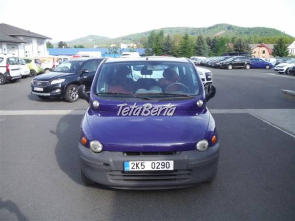 Fiat Multipla 1.6 16V, foto 1 Auto-moto, Automobily | Tetaberta.sk - bazár, inzercia zadarmo