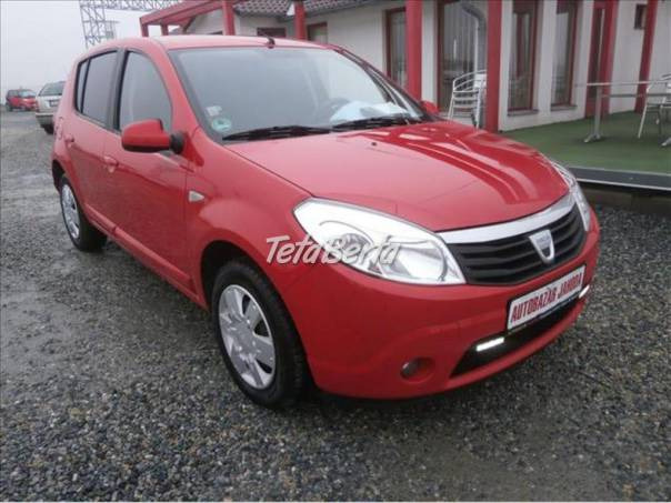 Dacia Sandero 1,4 i,klima,koupCZ,serviska, foto 1 Auto-moto, Automobily   Tetaberta.sk - bazár, inzercia zadarmo