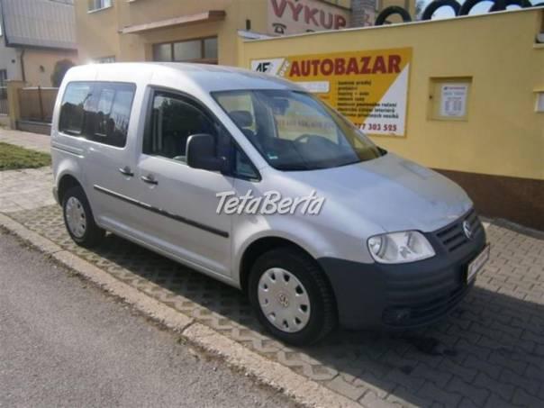 Volkswagen Caddy 1,9 TDI  LIFE KLIMA, foto 1 Auto-moto, Automobily | Tetaberta.sk - bazár, inzercia zadarmo