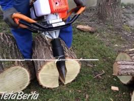 Štiepací kužel trn hrot štiepačka na drevo na zemný vrták , Poľnohospodárske a stavebné stroje, Poľnohospodárské stroje  | Tetaberta.sk - bazár, inzercia zadarmo