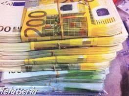 Výhody tejto ponuky si nesmiete nechať ujsť  , Obchod a služby, Financie  | Tetaberta.sk - bazár, inzercia zadarmo