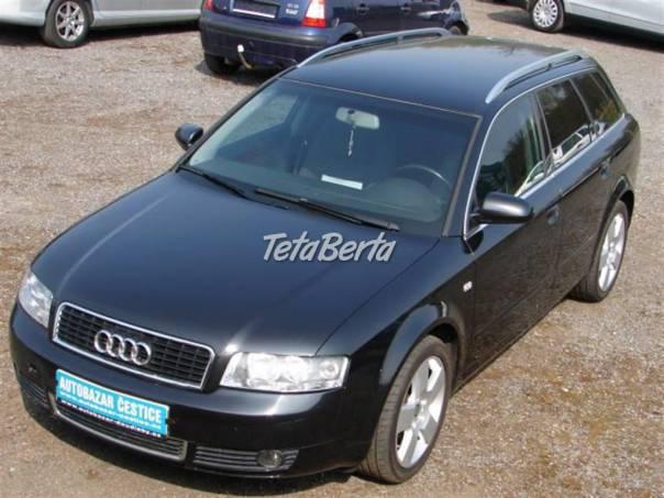 Audi A4 2,5 TDI 120KW AVANT, foto 1 Auto-moto, Automobily | Tetaberta.sk - bazár, inzercia zadarmo