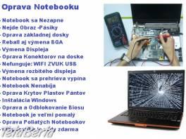 Servis Notebookov+oprava Notebooku , Elektro, Notebooky, netbooky  | Tetaberta.sk - bazár, inzercia zadarmo