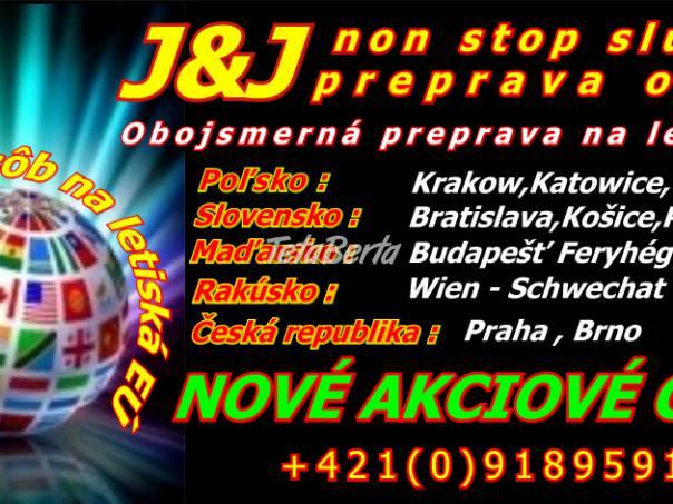 Preprava osôb letisko Budapešť, foto 1 Obchod a služby, Ostatné | Tetaberta.sk - bazár, inzercia zadarmo