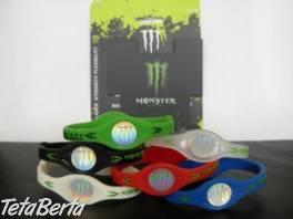 Trendový silikonový náramok Monster Balance ! , Móda, krása a zdravie, Starostlivosť o zdravie  | Tetaberta.sk - bazár, inzercia zadarmo