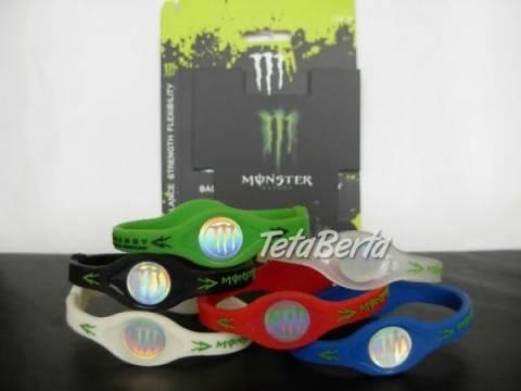 Trendový silikonový náramok Monster Balance !, foto 1 Móda, krása a zdravie, Starostlivosť o zdravie | Tetaberta.sk - bazár, inzercia zadarmo