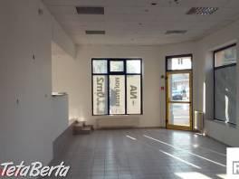 Prenajmeme obchodný priestor, Žilina-širšie centrum, R2 SK