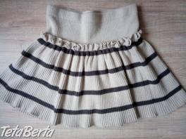 Sukňa veľkosť 104,H&M  , Pre deti, Detské oblečenie    Tetaberta.sk - bazár, inzercia zadarmo