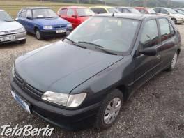 Peugeot 306 1.4i, EURO II