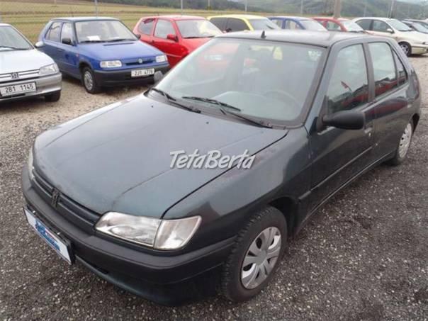 Peugeot 306 1.4i, EURO II, foto 1 Auto-moto, Automobily | Tetaberta.sk - bazár, inzercia zadarmo