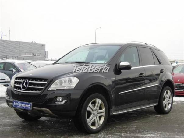 Mercedes-Benz Třída ML 320 CDi *FACELIFT*TV*GPSnavi*, foto 1 Auto-moto, Automobily | Tetaberta.sk - bazár, inzercia zadarmo