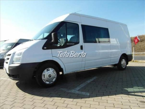 Ford Transit 2.2 6 míst klima,temp,ESP. 108, foto 1 Auto-moto, Automobily | Tetaberta.sk - bazár, inzercia zadarmo