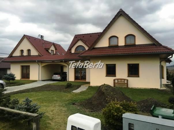 Rodinný dom Martin, Dražkovce - novostavba , foto 1 Reality, Domy | Tetaberta.sk - bazár, inzercia zadarmo