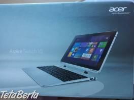 Tableto-notebook Aspire Swicth 10 Acer , Elektro, Notebooky, netbooky  | Tetaberta.sk - bazár, inzercia zadarmo