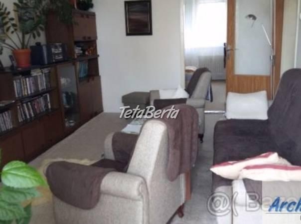 Ponúkame na predaj 3 - izbový byt, ul. Bilíkova, Dúbravka, Bratislava IV., foto 1 Reality, Byty | Tetaberta.sk - bazár, inzercia zadarmo