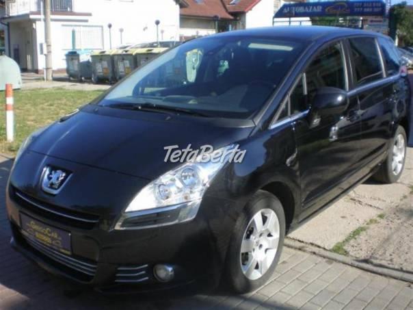 Peugeot 5008 1.6HDI-PARK.S.**ALU**NAVIGACE*, foto 1 Auto-moto, Automobily | Tetaberta.sk - bazár, inzercia zadarmo