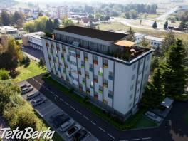 Predaj 1 - izbový byt v projekte Nové záhrady Detva, 36 m² , Reality, Byty  | Tetaberta.sk - bazár, inzercia zadarmo
