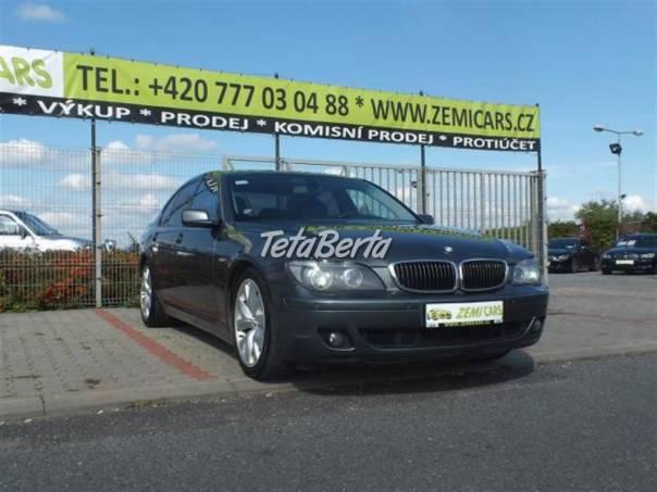 BMW Řada 7 730D FACELIFT, foto 1 Auto-moto, Automobily   Tetaberta.sk - bazár, inzercia zadarmo