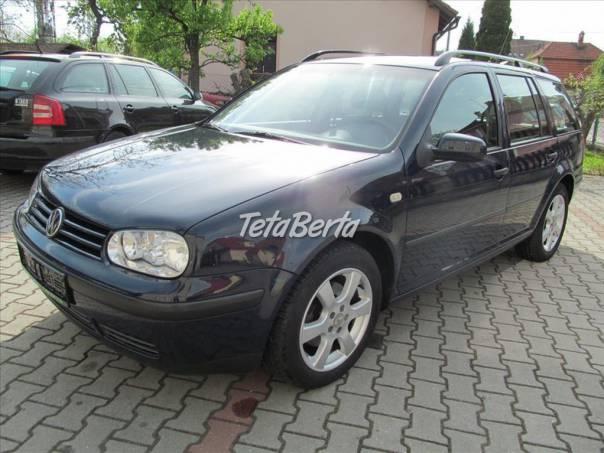 Volkswagen Golf 1,6   VARIANT, foto 1 Auto-moto, Automobily | Tetaberta.sk - bazár, inzercia zadarmo