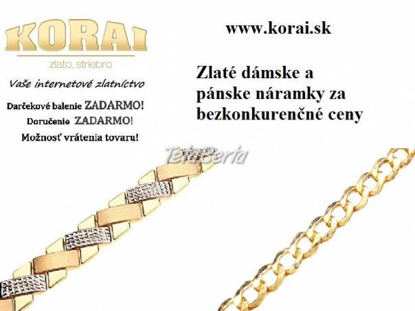 Zlaté náramky Korai 2138aff6052