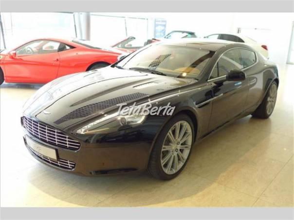 Aston Martin Rapide V12 REAR SEAT TV, foto 1 Auto-moto, Automobily | Tetaberta.sk - bazár, inzercia zadarmo