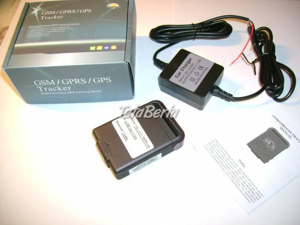 Predám GPS Tracker ( monitoring ), foto 1 Dodávky a nákladné autá, Do 7,5 t | Tetaberta.sk - bazár, inzercia zadarmo