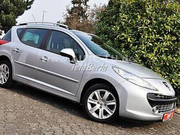 Peugeot 207 SW 1.6 VTi Sport serviska, foto 1 Auto-moto, Automobily | Tetaberta.sk - bazár, inzercia zadarmo