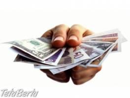 Ponuka úveru bez protokolu v 24h. , Obchod a služby, Financie  | Tetaberta.sk - bazár, inzercia zadarmo