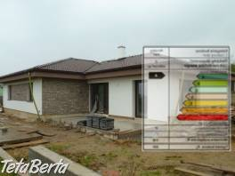 Energetický certifikát rodinného domu, termovízia