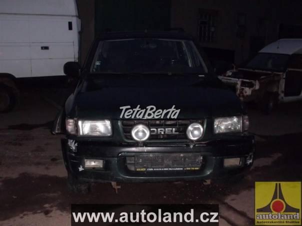 Opel Frontera 3,2, foto 1 Auto-moto | Tetaberta.sk - bazár, inzercia zadarmo